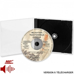 CD Relaxation Traditionnelle Chinoise (version téléchargeable), réalisé par Jean Pélissier.