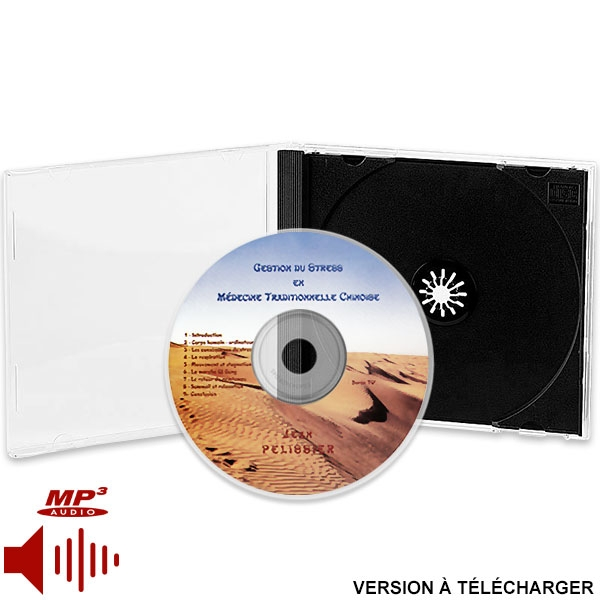 CD Gestion du Stress en MTC (version téléchargeable), réalisé par Jean Pélissier.
