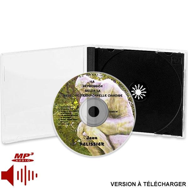 CD Gestion des Émotions en MTC (1ère partie, version téléchargeable), réalisé par Jean Pélissier.