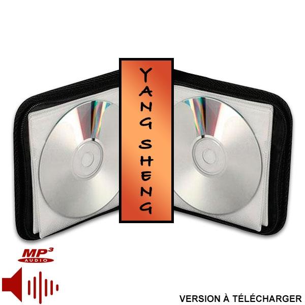 Coffret Yang Sheng (version téléchargeable), réalisé par Jean Pélissier.