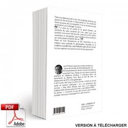 Livre le Chemin de Pierre version PDF, écrit par Jean Pélissier.