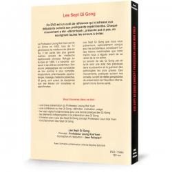 DVD les 7 Qi Gong Concept Professeur Leung Kok Yuen, réalisé par Jean Pélissier.