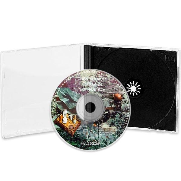 CD Thés Chinois, réalisé par Jean Pélissier.