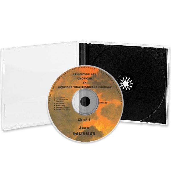 CD Gestion des Émotions en MTC (1ère partie), réalisé par Jean Pélissier.