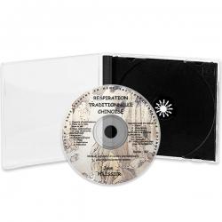 CD Respiration Traditionnelle Chinoise, réalisé par Jean Pélissier.