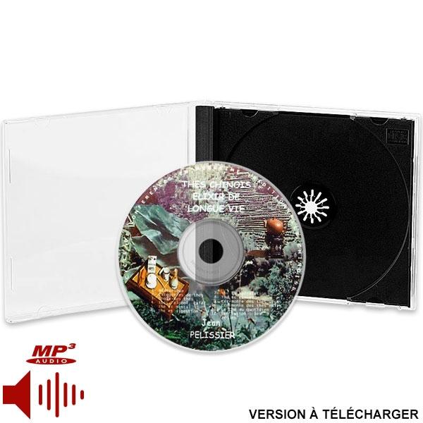 CD Thés Chinois (version téléchargeable), réalisé par Jean Pélissier.