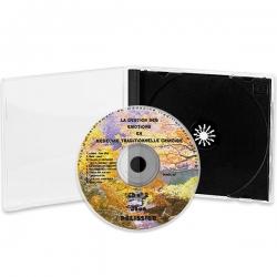 CD Gestion des Émotions en MTC (2ème partie), réalisé par Jean Pélissier.