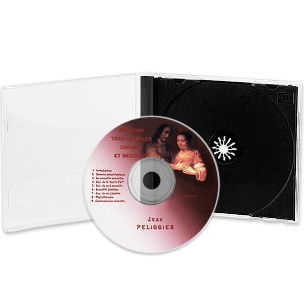 CD MTC et Sexualité, réalisé par Jean Pélissier.