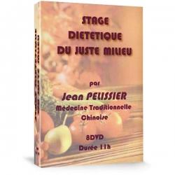 Coffret Stage Diététique du Juste Milieu  à la vente, medecine traditionnelle chinoise.