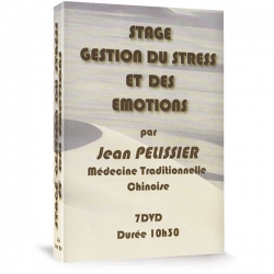 Coffret Stage Gestion du Stress et des Emotions  à la vente, medecine traditionnelle chinoise.
