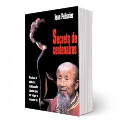 Livre Secrets de Centenaires, écrit par Jean Pélissier.